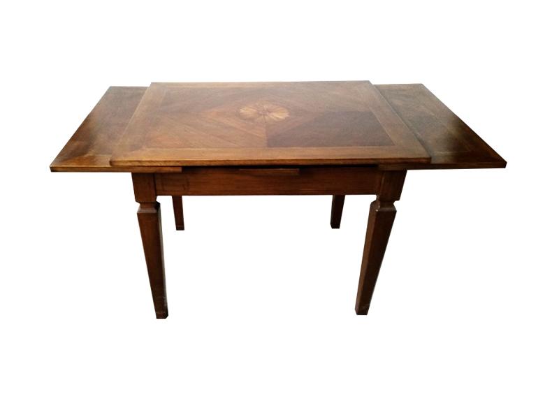 Restauriamo e commercio tavoli antichi su misura e su - Tavoli da pranzo antichi ...