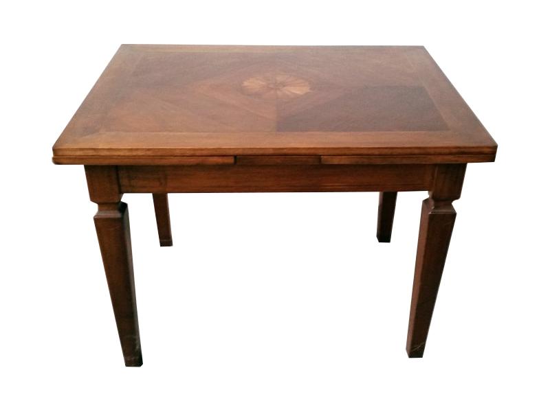 Restauriamo e commercio tavoli antichi su misura e su richiesta - Tavoli da pranzo antichi ...
